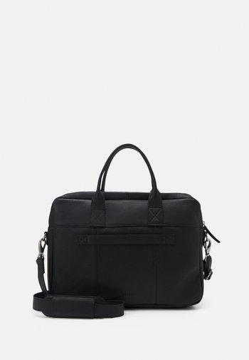 CITY BRIEF ROOM - Laptop bag - black