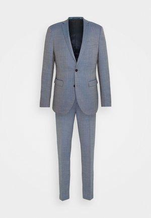 RUSTIC DIAMOND SUIT - Suit - dust blue