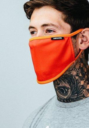 Community mask - red/orange