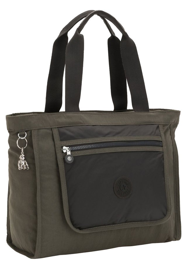 LEOTA  - Tote bag - cold black olive [l26]