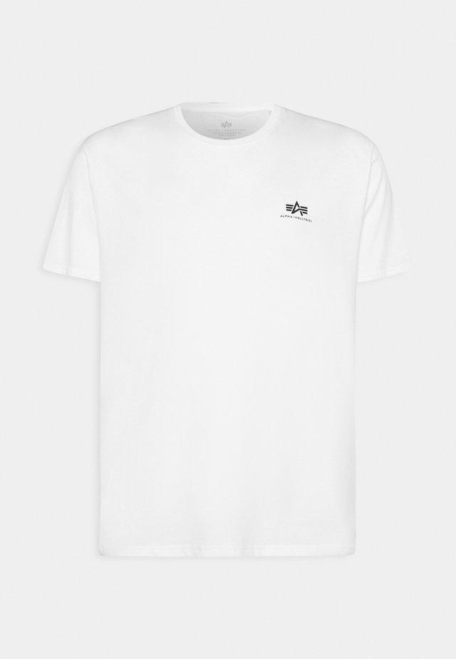BACK PRINT - Print T-shirt - white