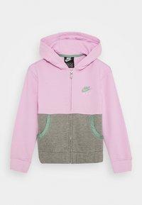Nike Sportswear - NIKE AIR - Hoodie met rits - arctic pink - 0