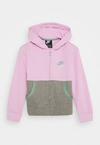Nike Sportswear - AIR - Sudadera con cremallera - arctic pink - 0