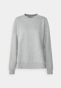 RUBINE - Mikina - light grey melange