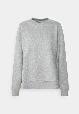RUBINE - Sweatshirt - light grey melange