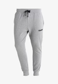 CORE 2.0 MODERN PANTS - Tracksuit bottoms - dark grey melange