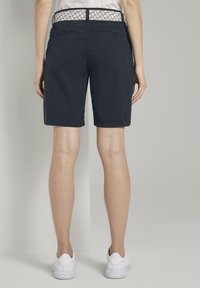 TOM TAILOR - BERMUDA - Shorts - sky captain blue - 2