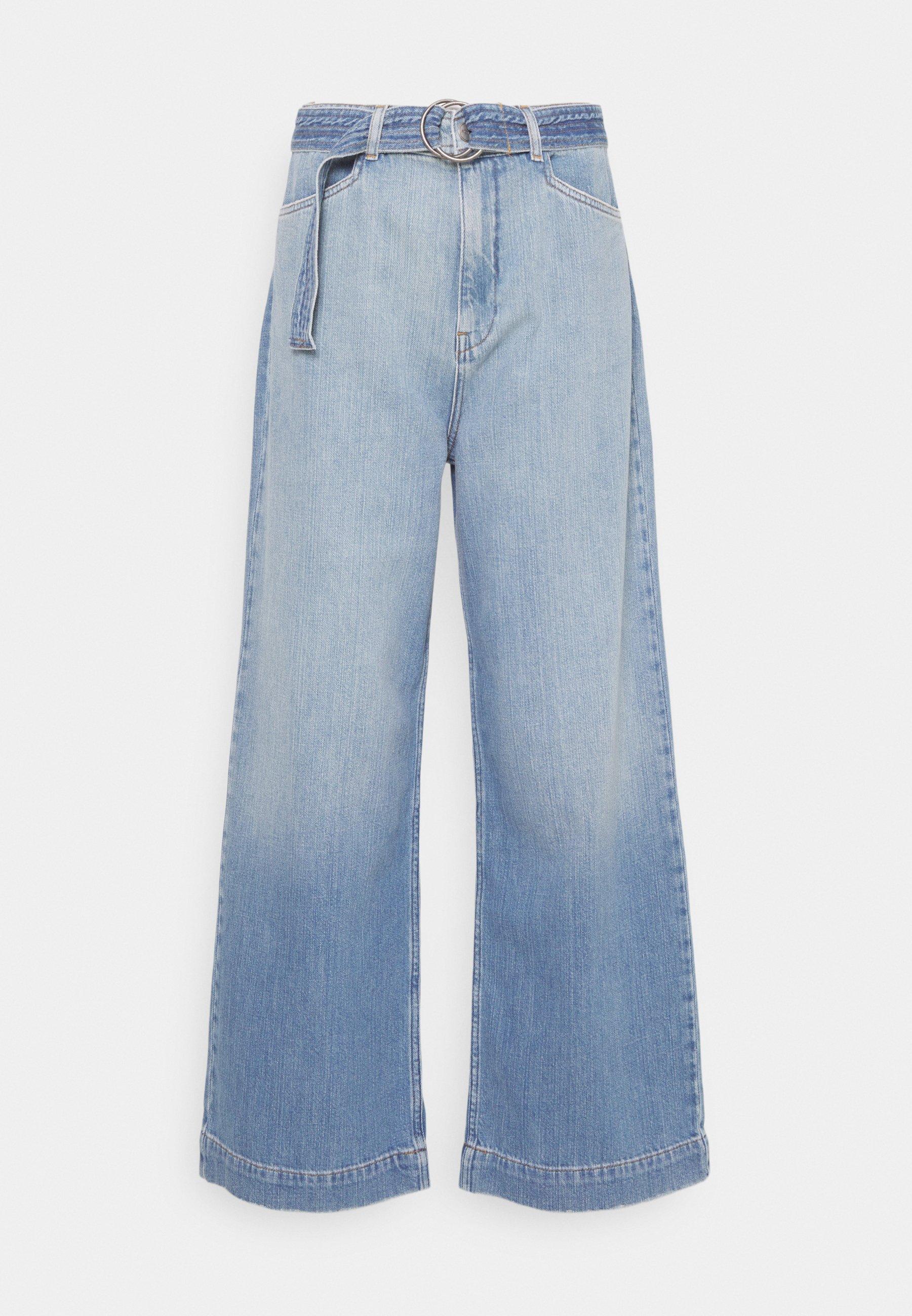 Women NUCAROLINA - Flared Jeans