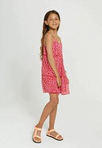 Shiwi - JAKARTA - Day dress - chili red - 1