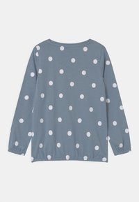 Blue Seven - KIDS GIRLS  - Long sleeved top - mittelblau - 1