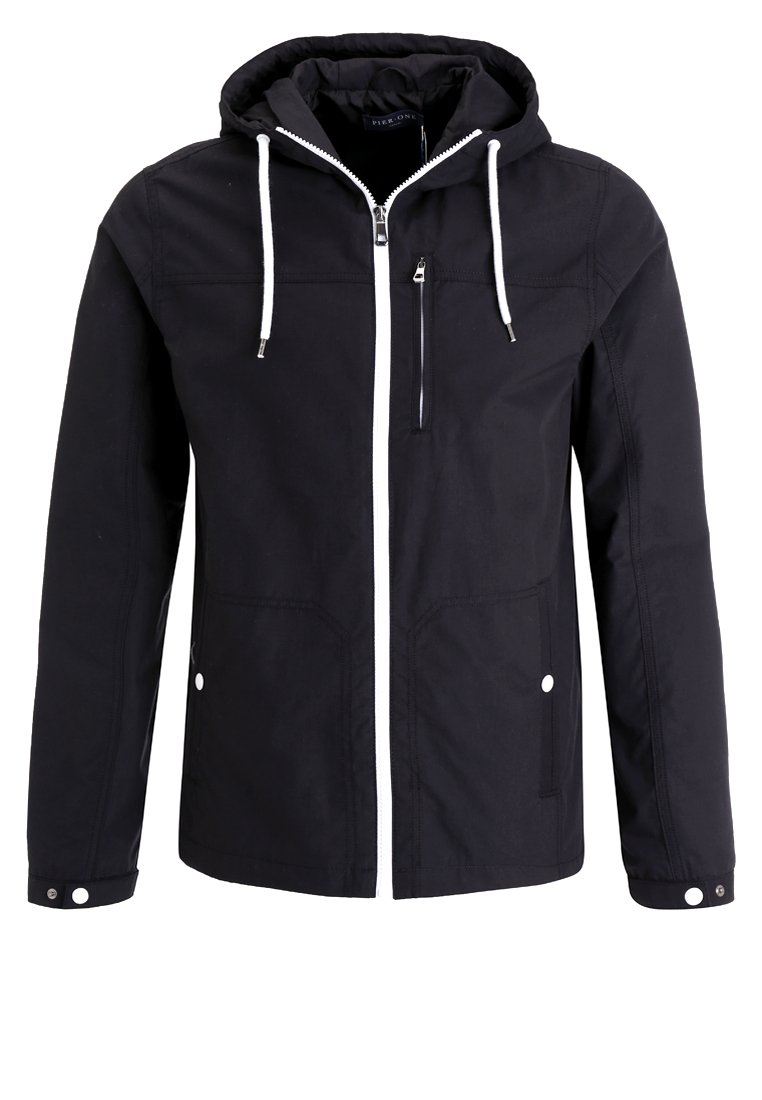 Korte jassen black