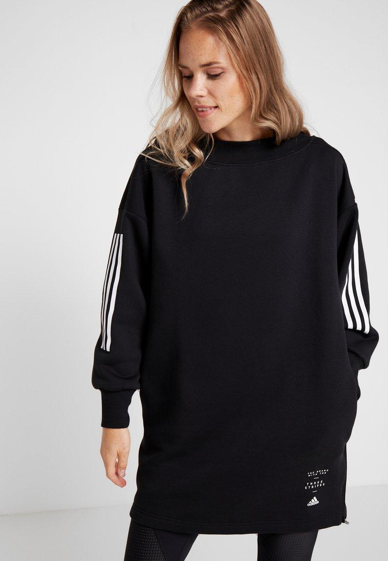 adidas Performance - TUNIC - Sweater - black