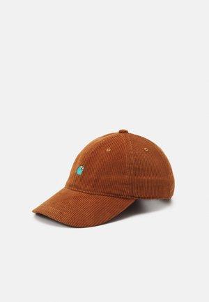 HARLEM UNISEX  - Cap - brown/turquoise