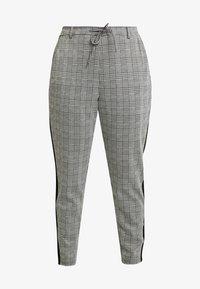 Zizzi - JMADDISON CROPPED PANT - Pantaloni - grey - 3