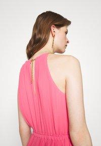 MICHAEL Michael Kors - HALTER CHAIN - Cocktail dress / Party dress - blush pink - 4