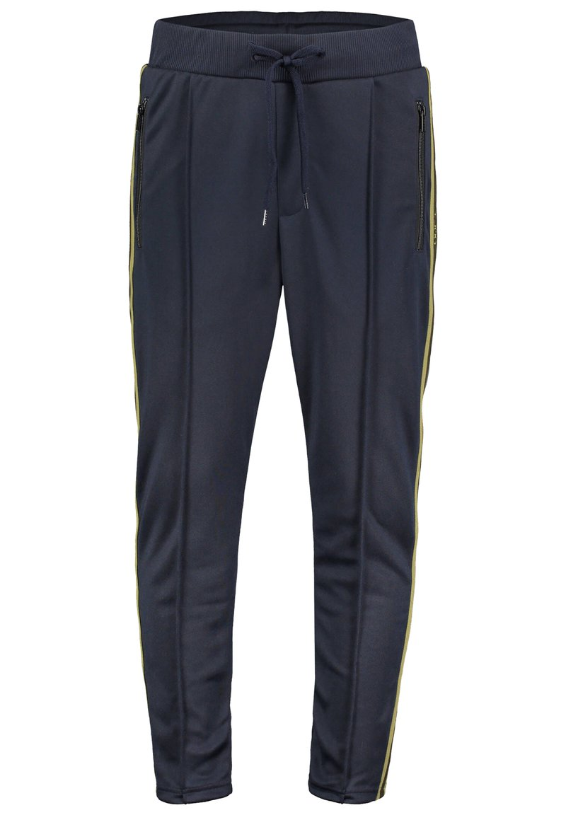 HUGO - Tracksuit bottoms - dark blue