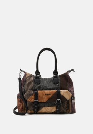 BOLS DARK PHOENIX LEEDS - Handbag - brown