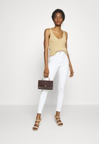 Topshop - JONI  - Jeans Skinny Fit - white - 1