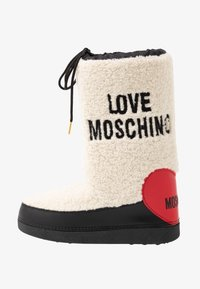 Love Moschino - Winter boots - offwhite - 1