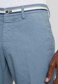 Mason's - TORINO SUMMER - Chino kalhoty - blaugrau - 3