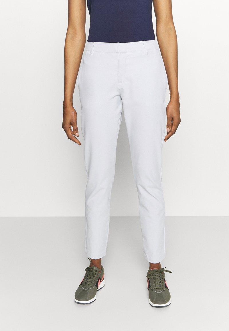 Under Armour - LINKS PANT - Pantaloni - halo gray