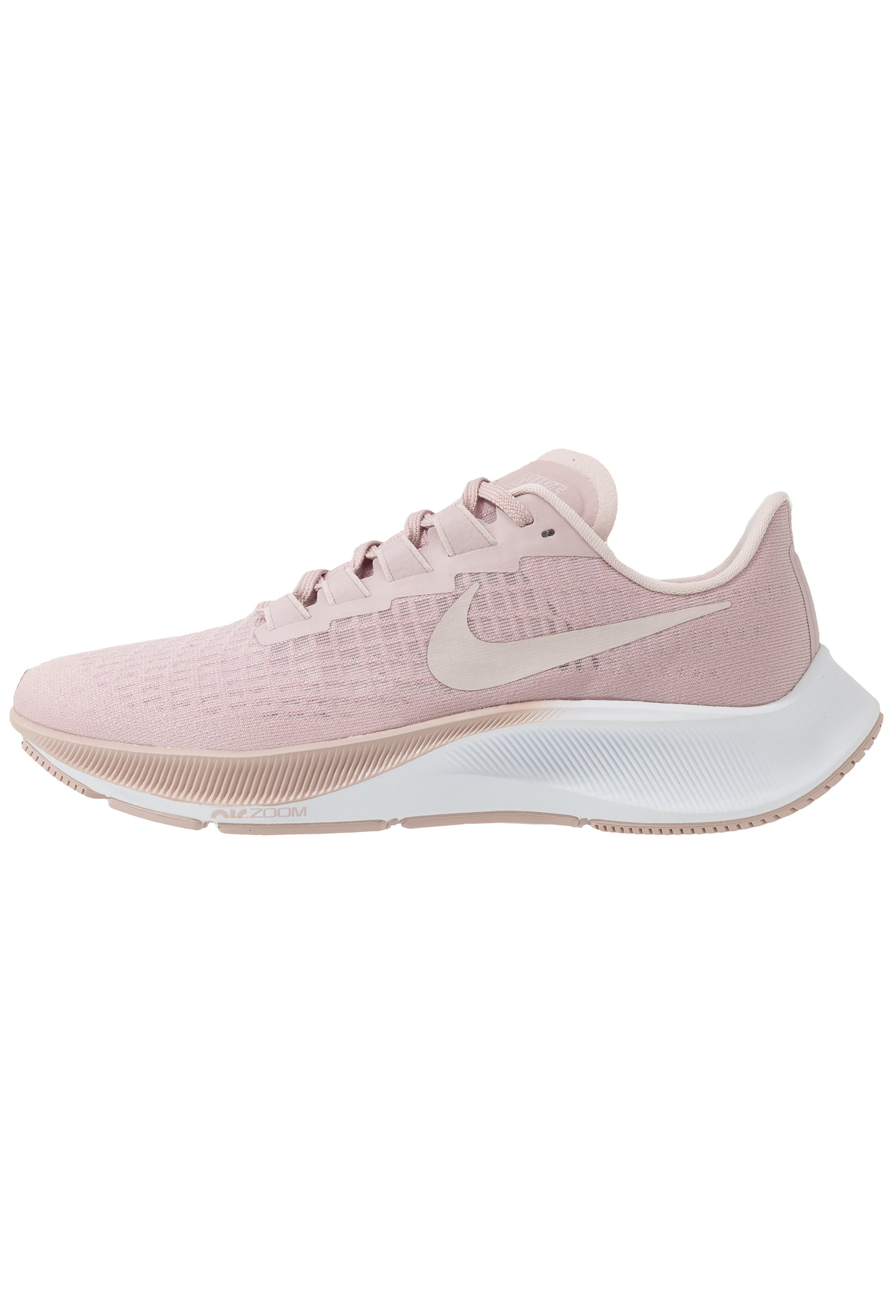 AIR ZOOM PEGASUS 37 - Chaussures de running neutres - champagne/barely rose/white