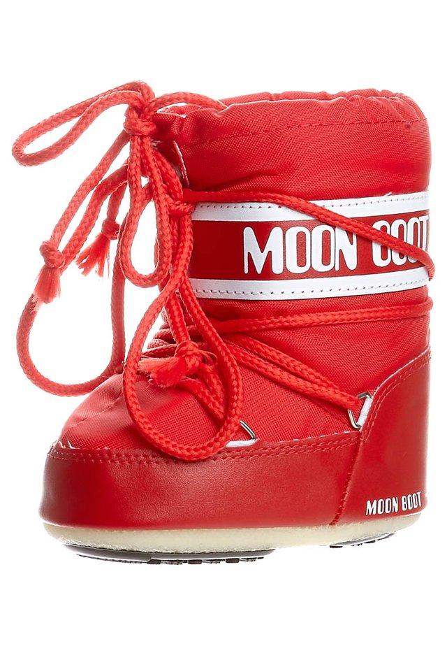 MB MINI - Winter boots - red