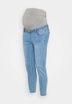 BLOOM SKINNY - Skinny džíny - bleach stonewash