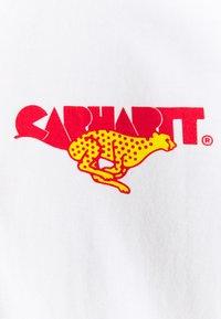 Carhartt WIP - RUNNER - Printtipaita - white - 2