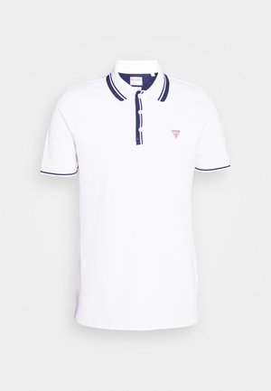 SCOTT - Polo shirt - true white