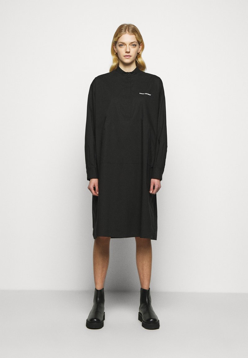 MM6 Maison Margiela - Shirt dress - black