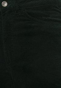 Weekday - ROWE TROUSER - Trousers - bottle green - 2