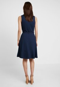 edc by Esprit - DRESS SOLID - Jersey dress - navy