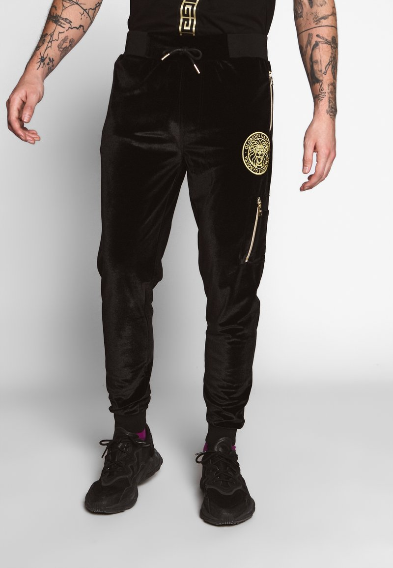 Glorious Gangsta - KONGO JOGGERS - Pantalon de survêtement - black