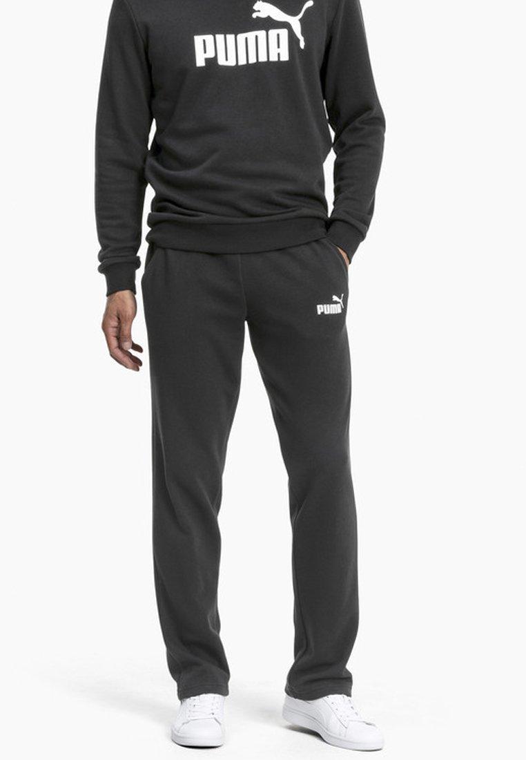 Puma - ESSENTIALS - Pantalon de survêtement - black