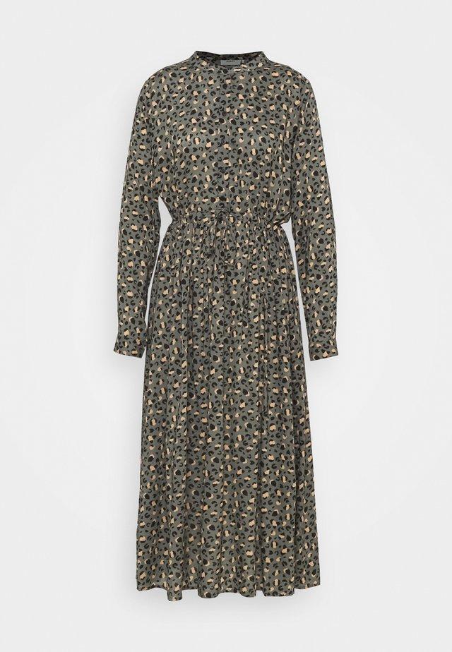 TANISA - Day dress - khaki