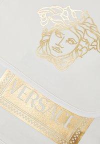 Versace - MEDUSA LOGO SHOW 2 PACK - Bryndák - white/gold - 4