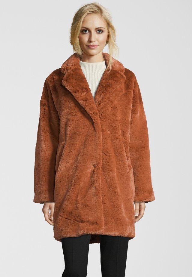JOELA - Cappotto invernale - rust