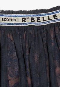 Scotch & Soda - R'BELLE  - A-lijn rok - dark blue - 2