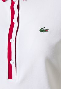 Lacoste Sport - GOLF - Polo shirt - white/ruby - 2