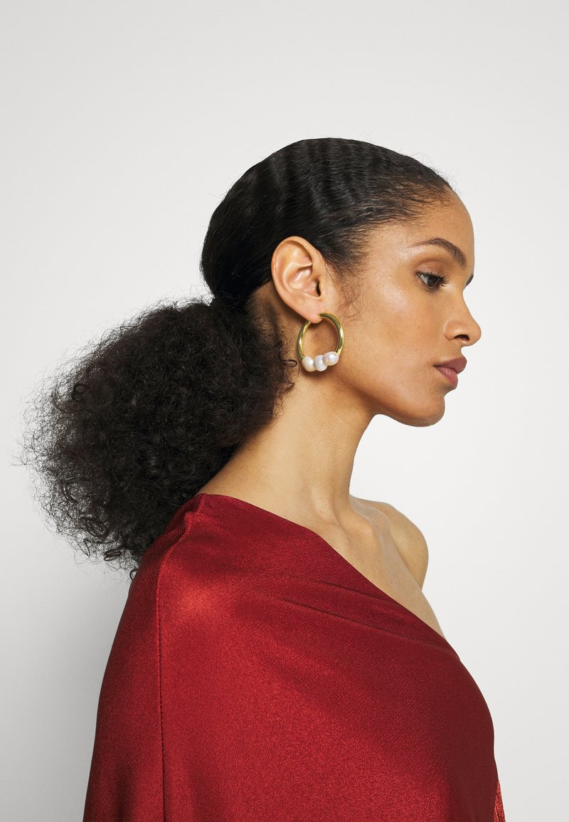 Cult Gaia - LEONIE EARRING - Earrings - gold-coloured metallic