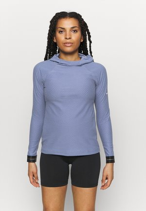 Fleece jumper - world indigo