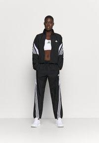 adidas Performance - GAMETI  - Survêtement - black/white - 1
