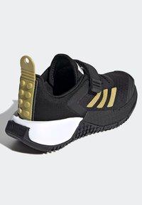 adidas Performance - X LEGO® SPORT  - Sneakersy niskie - black - 2