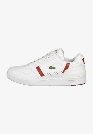 Trainers - wht red