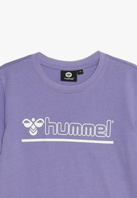 Hummel - REGULAR FIT - T-shirts print - aster purple - 3