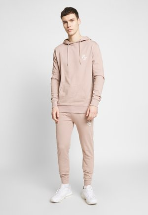SIGNATURE TRACKSUIT  - Hoodie - dark neutral