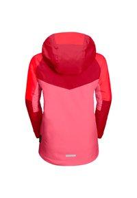 Jack Wolfskin - GREAT SNOW  - Ski jacket - coral pink - 1