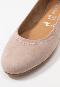 Tamaris - Ballet pumps - old rose - 2