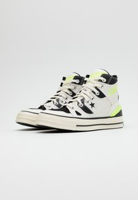Converse - CHUCK TAYLOR ALL STAR 70 - Zapatillas altas - egret/ghost green/black - 1